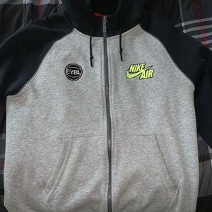 Nike EYBL Fleece Zip Up Hoodie